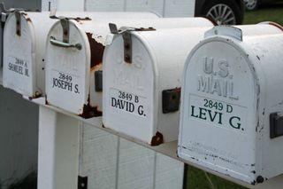 USA Mail