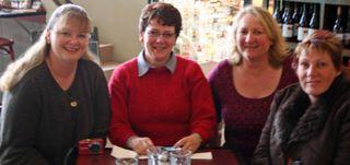 Tassie 2008 bloggers