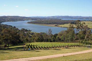 Tassie 2008 View of Tamar