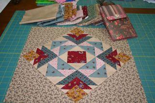 Paper Bag quilt 2009