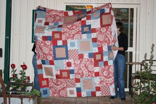 Anzac Weekend Quilts-6