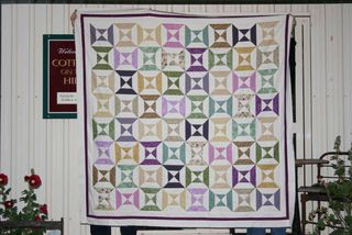 Anzac Weekend Quilts-5